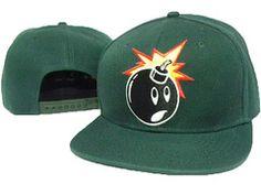 3e4df35737b wholesale snapbacks hats The HundReds Adam Bomb Hats Green ID 0028 Les  Centaines