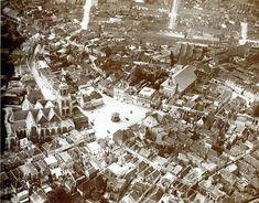 Luchtfoto's Bergen op Zoom (jaartal: 1930 tot 1940) - Foto's SERC