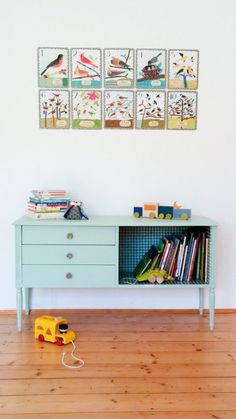 Reuse + Recycle: 10 Upcycled Dressers