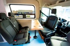 At Benchmark we strive to provide you with the ultimate escape vessel. Sprinter Camper Conversion, Ford Transit Conversion, Camper Van Conversion Diy, Van Conversion For Family, Van Conversion Layout, Ford Transit Campervan, Build A Camper Van, Converted Vans, Van Home