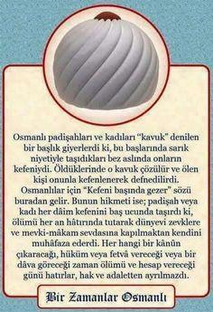 Osmanlı Padişahlarının Başlarındaki Sarığın ve Kavuğun Manası