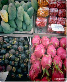 Southeast Asian Fruits