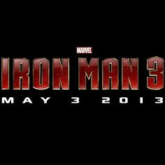 Can't wait!!!!! Tony Stark is Back!  #IronMan3, In Theaters May 3, 2013