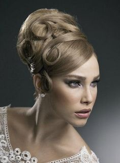 Updo Hair styles 2012