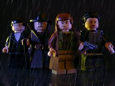 Blade Runner - Lego Edition
