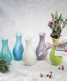 Mini Decorator Favor Vases