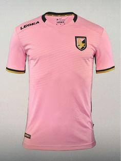 Camisas do Palermo 2017-2018 Legea | Mantos do Futebol Camisas de Futebol