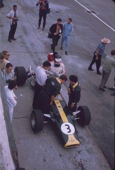 Jim Clark,Lotus,1967