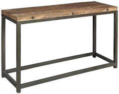 Perfect Console table for under TV but then where do I put the cable box? Should I mount the TV?