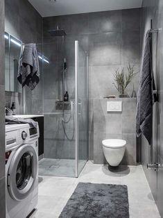 latest bathroom decor ideas that match with your home design 13 Bathroom Design Luxury, Modern Bathroom Design, Bad Inspiration, Bathroom Inspiration, Contemporary Bathrooms, Contemporary Decor, Small Bathroom, Bathroom Ideas, Decoration