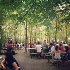 Prinzessinnengarten, Berlin, Kreuzberg. Community garden / cafe