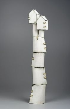 Ceramic sculpture by Mary Fischer