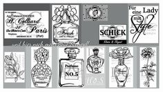 www.houseofstamps.de  Different Colors Stempel