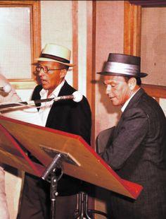Frank Sinatra and Bing Crosby / AS1966