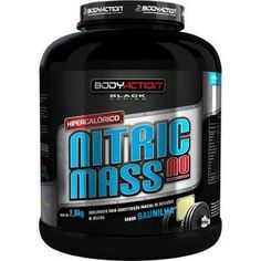 Nitric Mass No 2,8kg Body Action  - - http://batecabeca.com.br/nitric-mass-no-28kg-body-action.html