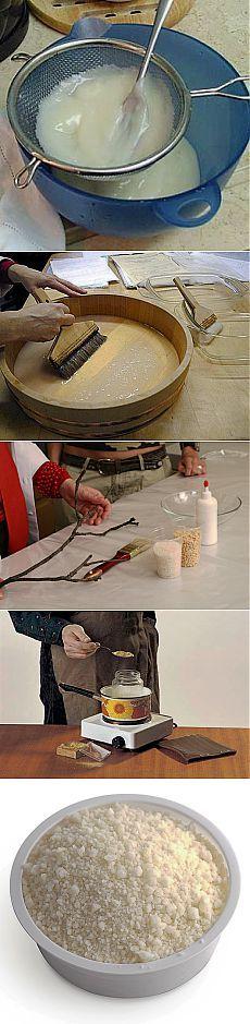 Клей своими руками: столярный, для бумаги, пенопласта, казеиновый, обойный