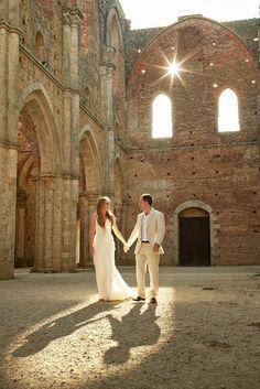 San Galgano Abbey we