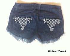 My Creation, Petite shorts.