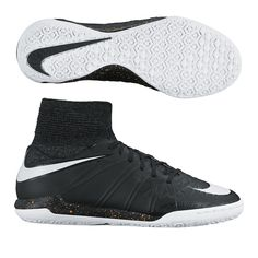"""Kids want the best gear too. Get the youth Nike HypervenomX Proximo Street indoor shoes and they can have the """"sock"""" and the best performance on the court. Order your pair of youth Nike Indoor soccer shoes today at SoccerCorner.com http://www.soccercorner.com/Nike-Youth-HypervenomX-Proximo-Street-Indoor-Shoes-p/siyni747509-018.htm"""