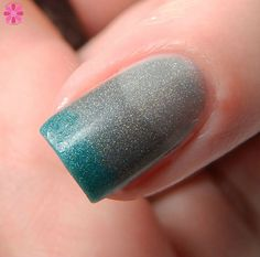Contrary Polish Changeling and Mercurial is bluer version