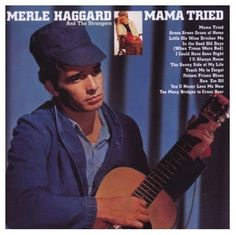 "By 1968, the year #MAMA #TRIED came out, #Merle #Haggard was one of the busiest men in #country music. Besides touring constantly, #MerleHaggard had commitments to record duets with #Bonnie #Owens (the pair had been named the CMA's 1967 ""Duet of the Year""), write songs for movie soundtracks, and make three solo albums for #Capitol. #MamaTried #CD"