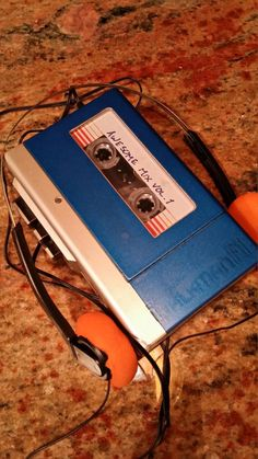 The Definitive Peter Quill/Star-Lord Costume Thread - TPS-L2 Sony Walkman