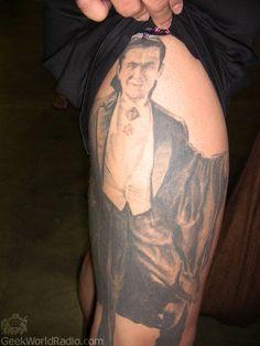 Tattoo - Dracula