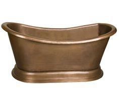 Copper Bathtub COTDSN66B-AC