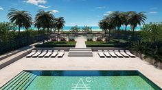 Surfside is a luxury residential project designed by the famous Italian designer Antonio Citterio. To celebrate his first building in the US, an iconic ART sculpture by Robert Indiana will be installed at the site during Art Basel.