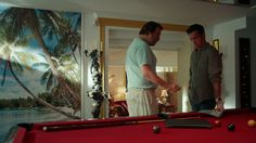 "Shut Eye 1x02 ""The Hanged Man"" - Charlie Haverford (Jeffrey Donovan) & Fonso (Angus Sampson)"