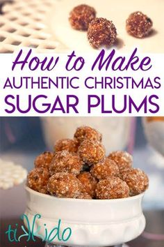 Mini Desserts, Holiday Desserts, Holiday Baking, Holiday Treats, Holiday Recipes, Christmas Recipes, Christmas Food Gifts, Xmas Food, Christmas Sweets
