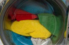 An harten Handtüchern ist falsches Trocknen schuld #News #Wohnen