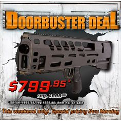 Save $100 on the Evanix Rainstorm 3D Bullpup Limited time only. http://www.pyramydair.com/s/m/Evanix_Rainstorm_3D_Bullpup/3032?utm_source=pinterest_medium=social_campaign=airg-eblast-doorbuster-deal-evanix-rainstorm