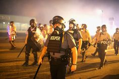 ACLU: Police use Twitter Facebook data to track protesters