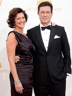 Stephen Colbert Opens Up About Experiencing Love at First Sight with His Wife Evelyn http://www.people.com/article/stephen-colbert-recalls-meeting-wife-evelyn-mcgee-colbert