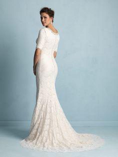 Allure Bridals: M532