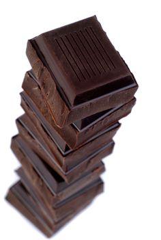 Dark chocolate. It's a deep love.