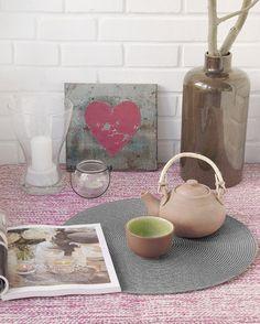 A graciosidade de uma Mesa de Chá