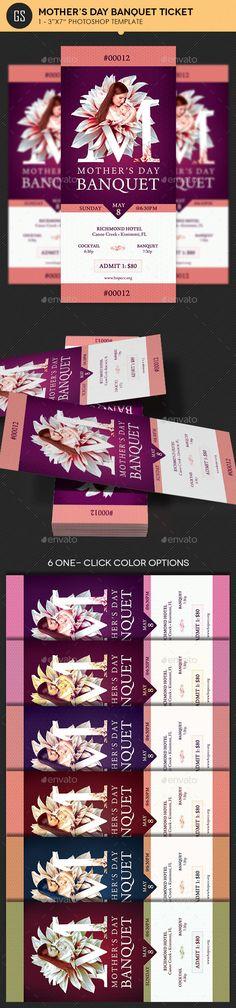 Free Ticket Maker: Create Custom Tickets | Adobe Spark