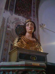 Sainte Liberate, Eglise Notre Dame, Bouillac