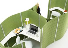 ronan and erwan bouroullec: workbays for vitra at orgatec