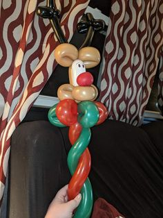 Christmas Balloons, Twists, Sculpting, Deco, How To Make, Art, Globes, Xmas, Chunky Twists