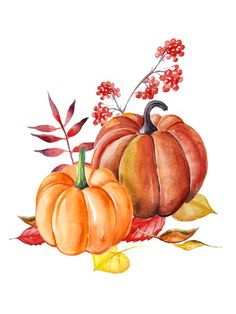 Fotos an der Gemeindewand – Fotos - Site Today November Wallpaper, Fall Wallpaper, Autumn Painting, Autumn Art, Autumn Illustration, Watercolor Illustration, Halloween Drawings, Halloween Art, Watercolor Flowers