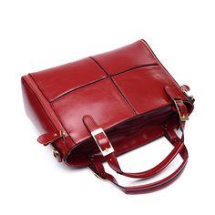 Aliexpress.com: Compre Bolsas de grife de couro patchwork mulheres famosas marcas sacos de ombro escritório saco de confiança varejista saco fornecedores em First Lady Fashion Online