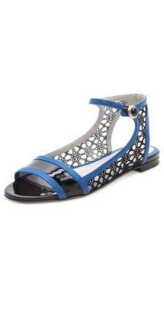 Jason Wu #style #fashion  #flats #shoes #sandals 60% OFF!
