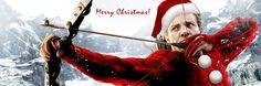 Happy Holidays!!! - Hawkeye / Jeremy Renner  @gogoazzurri