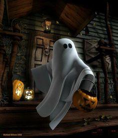 Spooky Halloween Art!