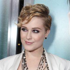 #Evan #Rachel #Wood. La coupe courte « #androgyne à la plage », signée Marcus Francis. Photo: Getty Images