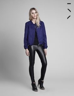 jaqueta sati azul