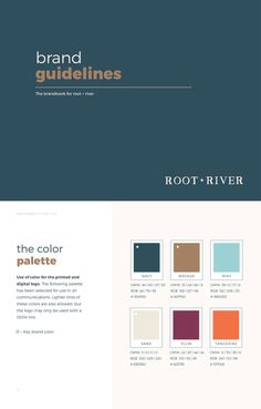 A brand style guide gives clear directions on how to communicate a brand effectively. You want your guidelines to be clear, but also to look great. We've rounded up 30 of the best brand guideline examples to give you ideas and inspire your brand bible. Brand Guidelines Design, Logo Guidelines, Brand Guidelines Template, Brand Identity Design, Graphic Design Branding, Identity Branding, Bank Branding, Corporate Branding, Corporate Design
